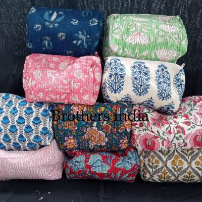 10 Pcs Toilet Bag - Makeup Small Waterproof Wash Bag Cosmetic Christmas Sale Travel Gift For Her