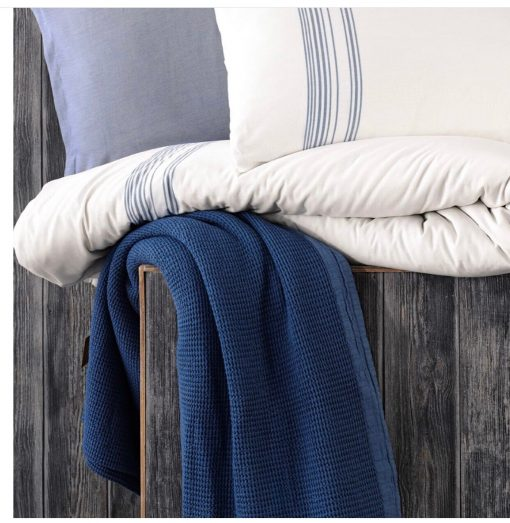California King/King/Queen Waffle Super Soft Bamboo/Turkish Cotton Luxury Blanket Duvet Cover/King Cover/Oversized/Quilt Cover