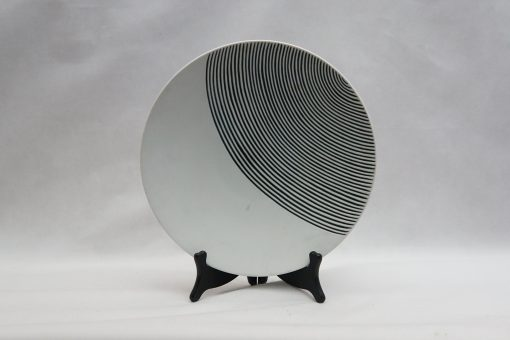 "Inger Persson Vintage Rörstrand Sweden Plate ""Ipe"" 60S Scandinavian Style Pottery Home Garden Decor Mcm"