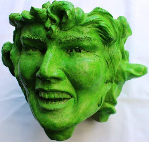 Lovely Green Goddess Planter Brings Joy To Your Garden
