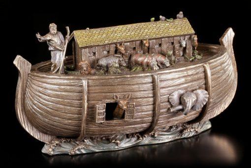 Noah's Ark, Ark, Noah, Noahs Ark Fabric, Art, Survival Evolved, Noah Schnapp, Survival, Large, Ship, Historical Décor, Art