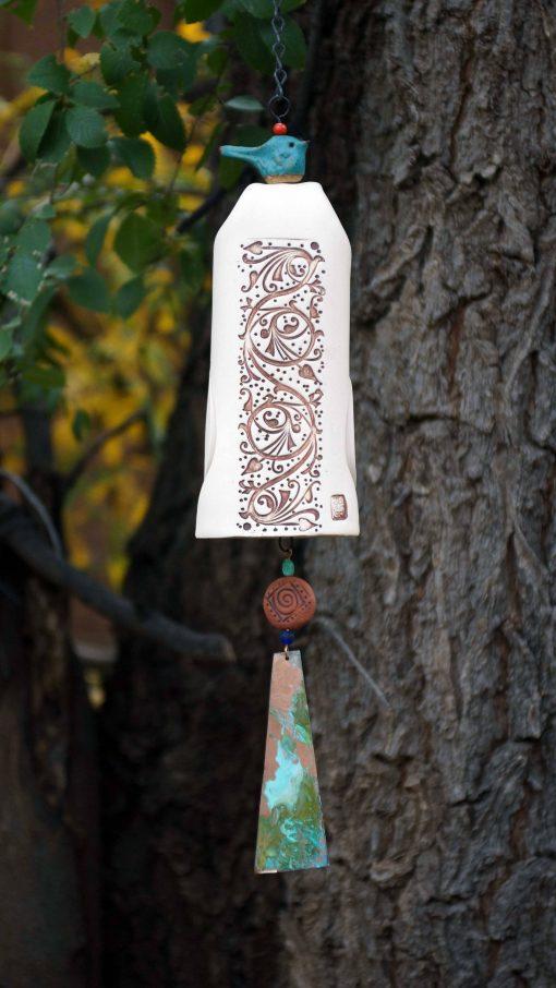Boho Fall Decor, Gift Ideas, Handmade Ceramic Art, Shabby Chic, Unique Gifts, Dream, Bohemian