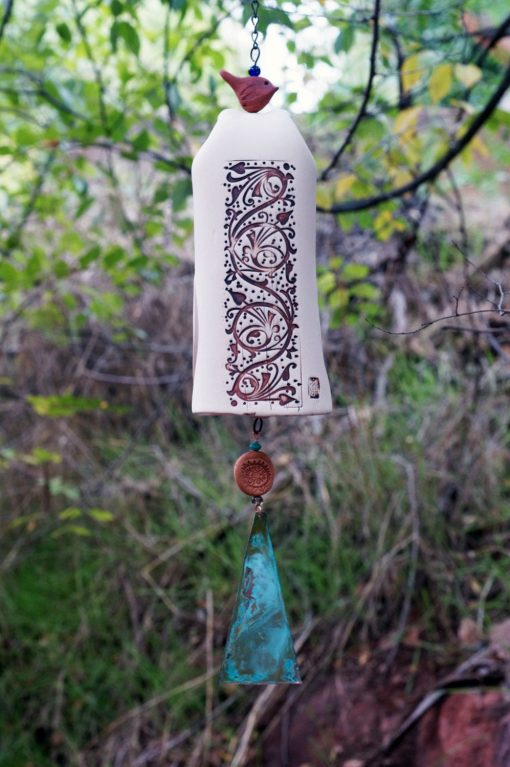 Wedding Party Gift Popular Right Now | Ceramic Wind Chime For Couple Gifts For Them Anniversary Guide Ready To Ship