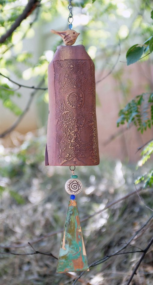 Great Gifts For Birthday Gift Women Ceramic Wind Chime Popular Right Now 2020 For Mom Best Selling Shop