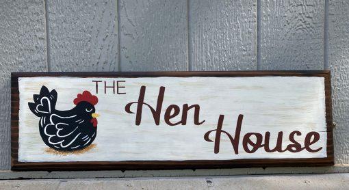 Chicken Coop Decor~The Hen House~Country Decor~Chicken Decor-Backyard Chickens