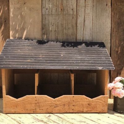 Chicken Coop Nesting Box Or Roosting