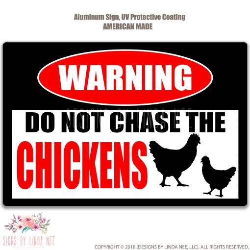 Chicken Coop Sign Funny Decor Barn Gift Lover Farm Accessories Pis57