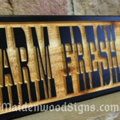 Farm Fresh Eggs, Farmhouse Kitchen, Fixer Upper, Chicken Coop Sign, Chic Style, Signs, Barn Signs
