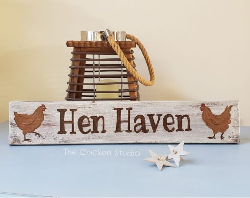 Hen Haven, Chicken Coop Sign, House, Decor, Rustic, Signs, Hens, Gift