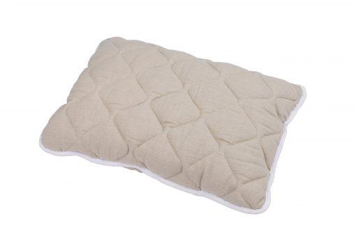 Linen Pillow Case | Wool Bedding Sleep