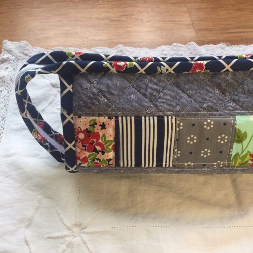 Made To Order/Sew-Together Bag/Cosmetic Bag/Art Supply Bag/ Essential Oils Holder/Hair Supplies Carrier/Sewing Notion Organizer