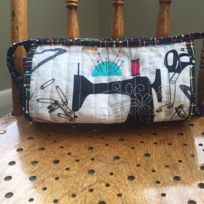 Made To Order/Sew Together Bag/Cosmetic Bag/Zipper Pouch/Jewelry Bag/Travel Pouch/Sewing Organizer/Bags/Purses/Gifts For Her/Pouch