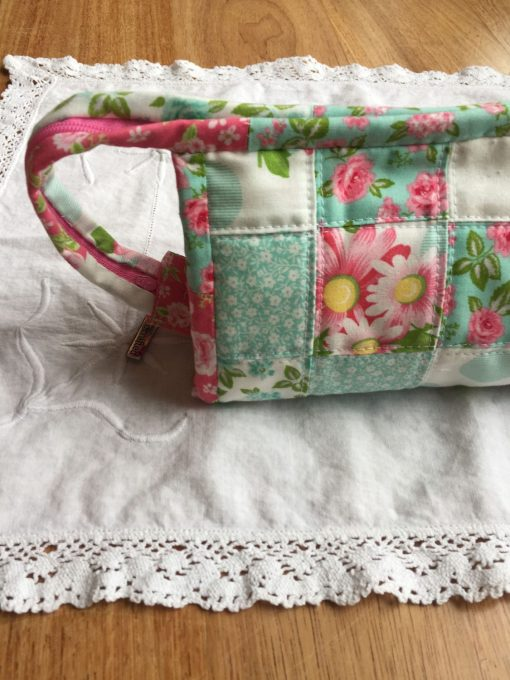 Made To Order/Zipper Bag/Sew Together Bag/Cosmetic Bag/Jewelry Bag/Travel Pouch/Organizer/Gifts For Her/Essential Oils Holder/Gift Exchange